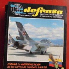 Militaria: DEFENSA Nº 143. Lote 277645353