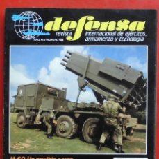 Militaria: DEFENSA Nº 156. Lote 277646148