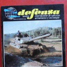 Militaria: DEFENSA Nº 158. Lote 277646933