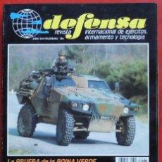 Militaria: DEFENSA Nº 164. Lote 277647048