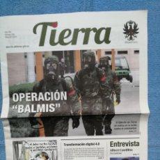Militaria: PERIÓDICO TIERRA - Nº 285 - MAYO 2020. Lote 278562313