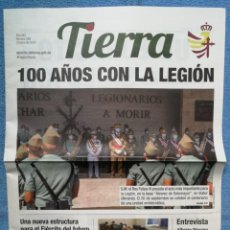 Militaria: PERIÓDICO TIERRA - Nº 289 - OCTUBRE 2020. Lote 278562548
