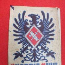 Militaria: REVISTA GUARDIA CIVIL AÑO 1955 REVISTA OFICIAL DEL CUERPO NUMERO 137 SAN SEBASTIAN. Lote 280349508