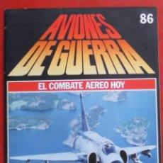 Militaria: AVIONES DE GUERRA PLANETA AGOSTINI. FASCÍCULO Nº 86. Lote 288652878