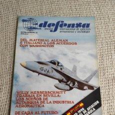 Militaria: DEFENSA EXTRA Nº 15 , DEL MATERIAL ALEMÁN E ITALIANO A LOS ACUERDOS DE WASHINGTON , OFERTA. Lote 288681603
