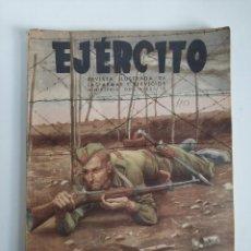 Militaria: EJÉRCITO. REVISTA ILUSTRADA DE LAS ARMAS Y SERVICIOS MINISTERIO DEL EJÉRCITO Nº 110 MARZO 1949. Lote 292352478