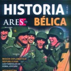 Militaria: REVISTA ARES ENYALIUS Nº 82 DIVISIÓN AZUL. Lote 294451903