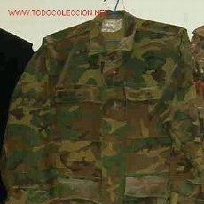 Militaria: CHUPITA CAMUFLAJE INFANTERIA DE MARINA , CON 4 BOLSILLOS. Lote 10858129