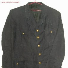 Militaria: GUERRERA DE OFICINAS MILITARES, ALFONSO XIII. Lote 12335615