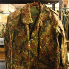Militaria: 2/4 DE CAMUFLAJE, COES , 50 CMS DE HOMBRO A HOMBRO. Lote 15363782