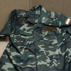 Militaria: CAMISA MILITAR MANGA CORTA TALLA OTAN 2 ¡¡ NUEVA ¡¡¡ . Lote 22865796
