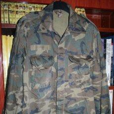 Militaria: CHAQUETA DE CAMUFLAJE DEL EJERCITO ESPAÑOL . Lote 24164669