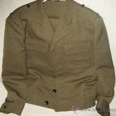 Militaria: UNIFORME DE TRABAJO CUADROS DE MANDO (HOMBRE).,AÑOS 90,TALLA 52-12-R). Lote 21283667