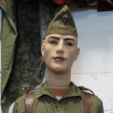 Militaria: UNIFORME DE MILICIANO DE LA GUERRA CIVIL,REPUBLICA CONSTA DE:. Lote 26149365