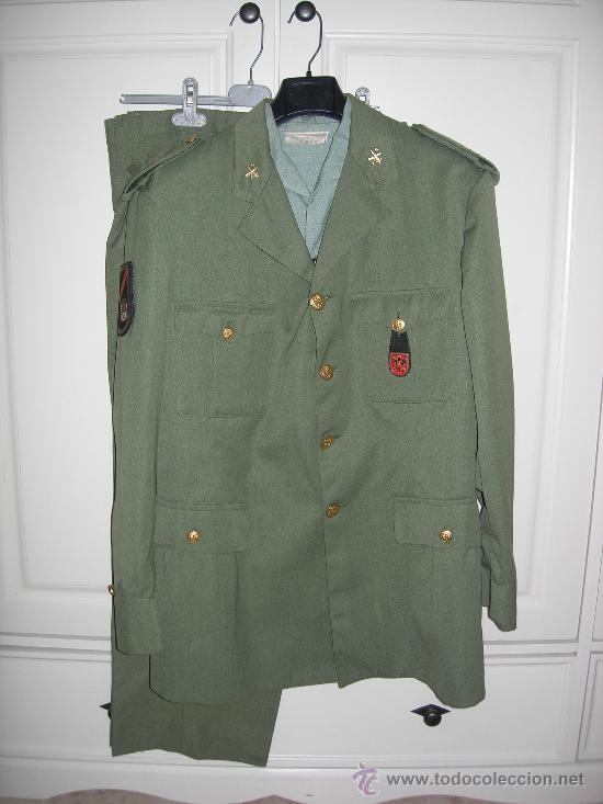 uniforme de gala de la legión española - Comprar Uniformes