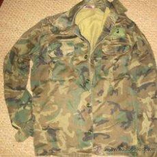 Militaria: CAMISA DE CAMUFLAJE TALLA L APROX.. Lote 26914213
