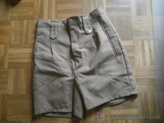 comprar online 2fef9 51b71 Pantalón corto del ejercito español sahara espa - Vendido en ...