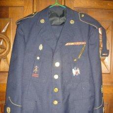 Militaria: TRAJE DE GALA,POLICIA MUNICIPAL DE CÁDIZ,MUY RARO,TOLEDO,LEGIÓN ESPAÑOLA,SEU,COMPLETO. Lote 42426553