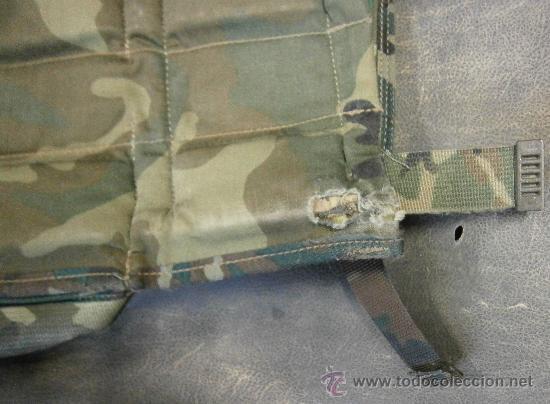 Militaria: Detalle de las rozaduras. - Foto 2 - 28964245