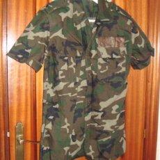 Militaria: CAMISA CAMUFLAJE VERANO EJERCITO DE TIERRA. Lote 30046525