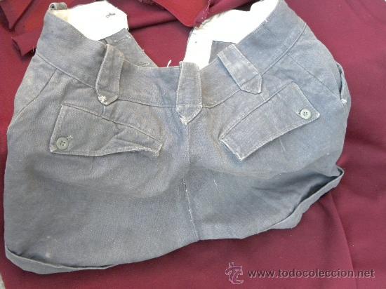 Militaria: Camisa y pantalon fecha Organizacion Juvenil Española OJE y pache de emblema en cada bolsillo c 1960 - Foto 8 - 30325747