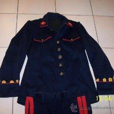 Militaria: UNIFORME MILITAR MARINA ESPAÑA 1965 APROX. Lote 31278901