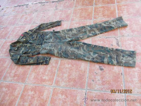 PANTALONES GRUESOS CAMUFLAJE OTAN // PANTALON IDEAL AIRSOFT, SNOWBOARD, CAZA // TALLA 2N (Militar - Uniformes Españoles )