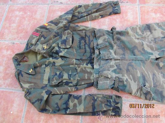 Militaria: PANTALONES GRUESOS CAMUFLAJE OTAN // PANTALON IDEAL AIRSOFT, SNOWBOARD, CAZA // TALLA 2N - Foto 2 - 34098132