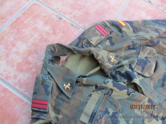 Militaria: PANTALONES GRUESOS CAMUFLAJE OTAN // PANTALON IDEAL AIRSOFT, SNOWBOARD, CAZA // TALLA 2N - Foto 3 - 34098132