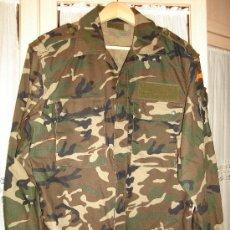 Militaria: CHUPITA MIMETIZADA DEL E.T. ESPAÑOL. Lote 34964878