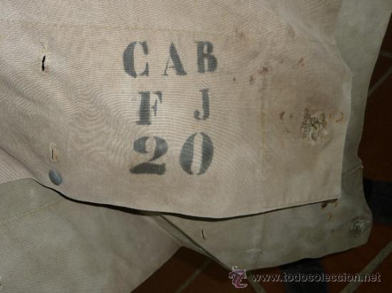 Militaria: Raro capote manta de la guerra civil, del cuerpo ejercito de galicia. - Foto 5 - 37475805