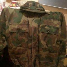 Militaria: GUERRERA DE CAMUFLAJE INFANTERIA DE MARINA (CARTAGENA). Lote 38257448