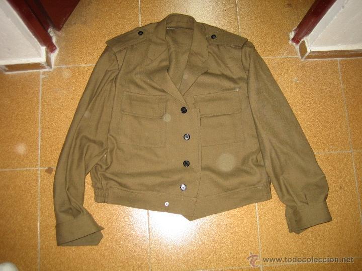 Militaria: Uniforme ejército Español. Ejército de Tierra. Guerrera corta - Foto 7 - 39944341