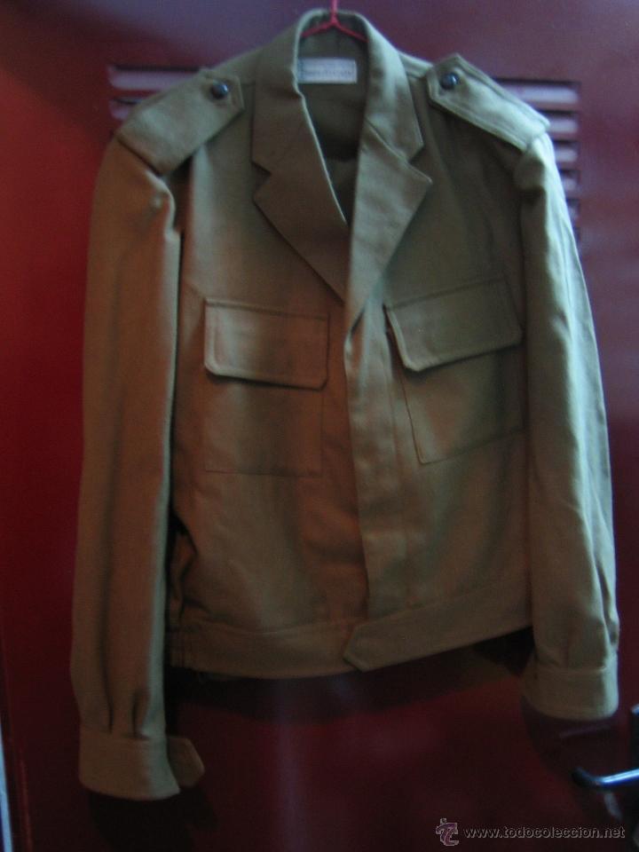 Militaria: Uniforme ejército Español. Ejército de Tierra. Guerrera corta - Foto 8 - 39944341