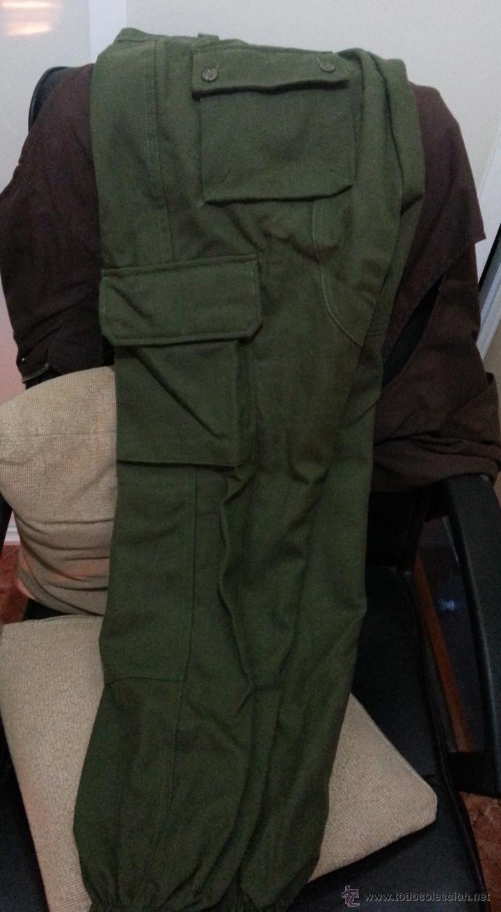 Pantalon verde oliva ad2059b8600