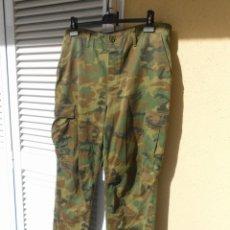 Militaria: PANTALONES DE PARACAIDISTAS DEL EJERCITO DEL AIRE ESPAÑOL. EZAPAC. Lote 40846018