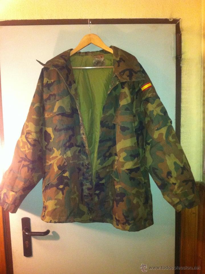 chaqueta tres cuartos e.t. español. - Comprar Uniformes militares ...