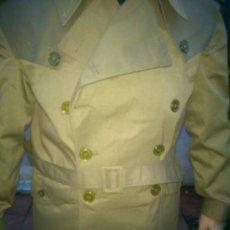Militaria: GRAN GABARDINA MILITAR DE PASEO AÑO 1985. EJÉRCITO ESPAÑOL. TALLA 50 L. Lote 41295351