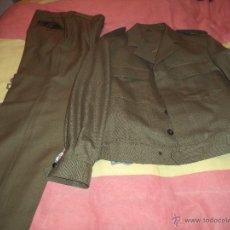 Militaria: Nº 16 UNIFORME DE TRABAJO CUADROS DE MANDO (HOMBRE).AÑOS 90, NUEVO. Lote 41752802