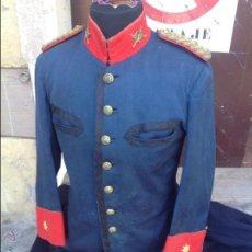 Militaria: UNIFORME DE COMANDANTE, ANTIGUA MONARQUÍA. Lote 42896360
