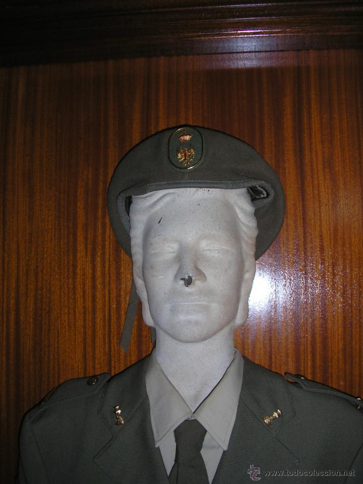 Militaria: UNIFORME COMPLETO DE INGENIEROS. EJERCITO DE TIERRA ESPAÑOL - Foto 5 - 42909676