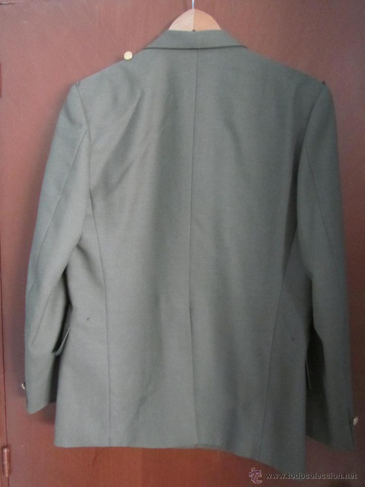 Militaria: Traje militar ejército de tierra, chaqueta y pantalón - Foto 2 - 43016840