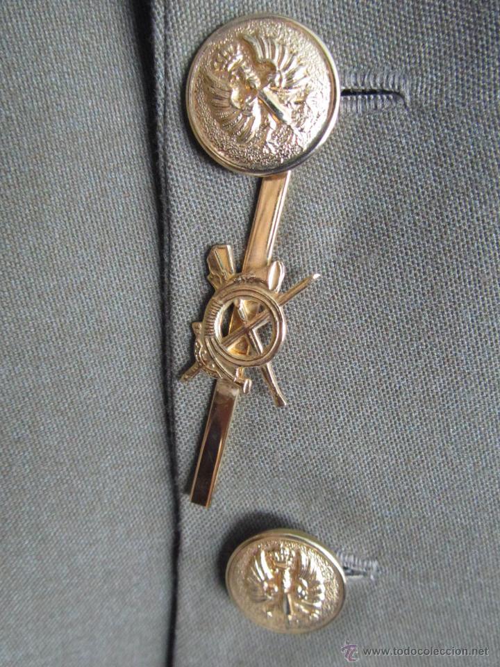 Militaria: Traje militar ejército de tierra, chaqueta y pantalón - Foto 3 - 43016840