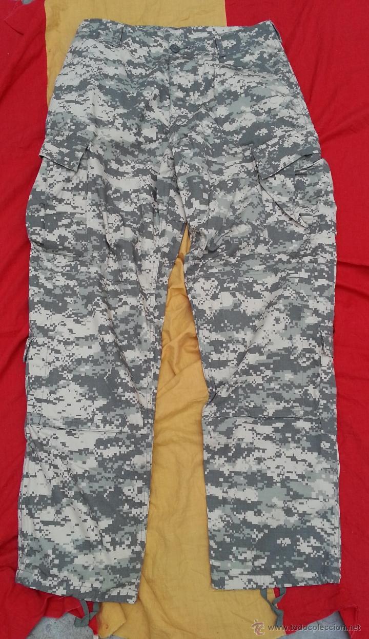 8d2b9c23f4e 4 fotos PANTALON DE UNIFORME MILITAR AMERICANO EN CAMUFLAJE PIXELADO A.C.U.  ARMY COMBAT UNIFORM (Militar - Uniformes ...