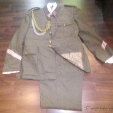 Militaria: UNIFORME DE SARGENTO EJERCITO ESPAÑOL. Lote 43198992