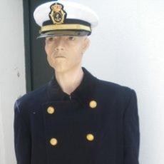 Militaria - Abrigo de la Armada Española.Ruso. - 64472137