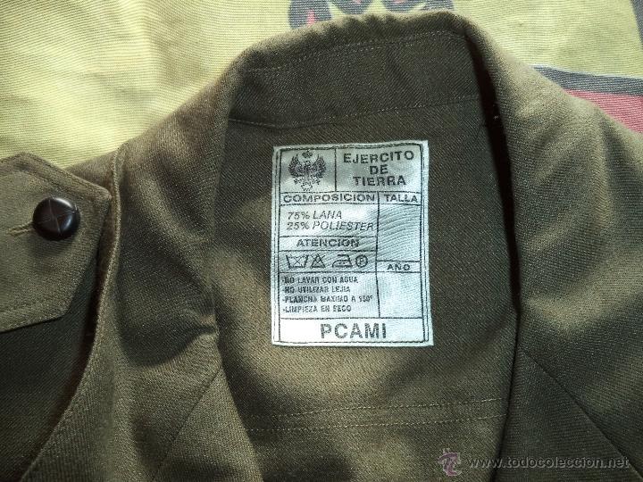 Militaria: UNIFORME DE TRABAJO CUADRO DE MANDOS PARA PERSONAL EN ESTADO DE GESTACION - Foto 2 - 45335236