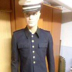 Militaria: UNIFORME DE LA ARMADA ESPAÑOLA AÑOS 80. Lote 46263890
