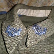 Militaria: UNIFORME DE LA REPUBLICA Y DE LA GUERRA CIVIL DE CABALLERIA,HIPICA MILITAR. Lote 46773020