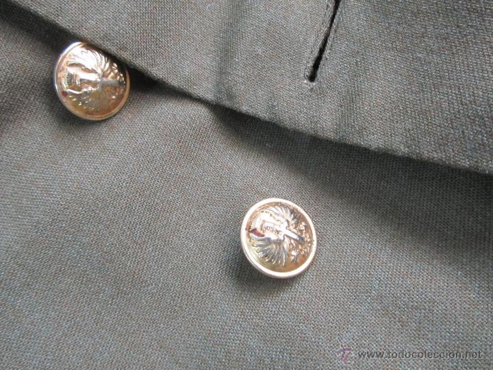 Militaria: Antiguo traje militar: chaqueta + pantalón - Foto 6 - 47048185